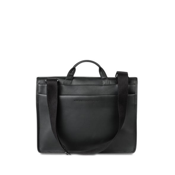 Salzen Messenger Bag Redefind Classic total black total black