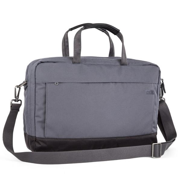 """AEP Laptoptasche Delta Large Essential 17"""" graphite grey"""
