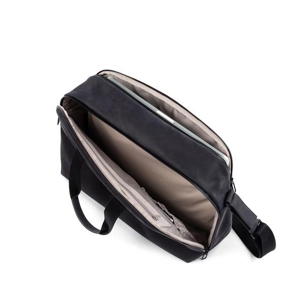 "Salzen Laptoptasche Workbag 15,6"" charcoal black"