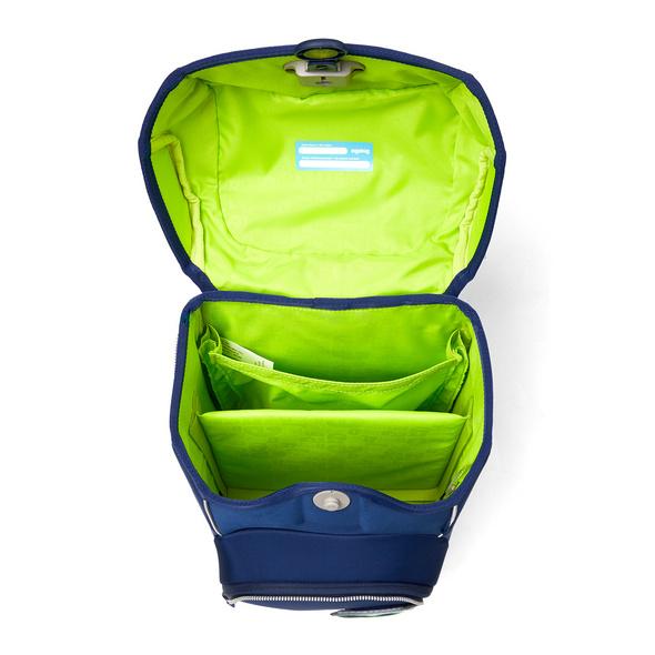 Ergobag Schulranzen Set 5tlg. Cubo (2021) BlaulichtBär