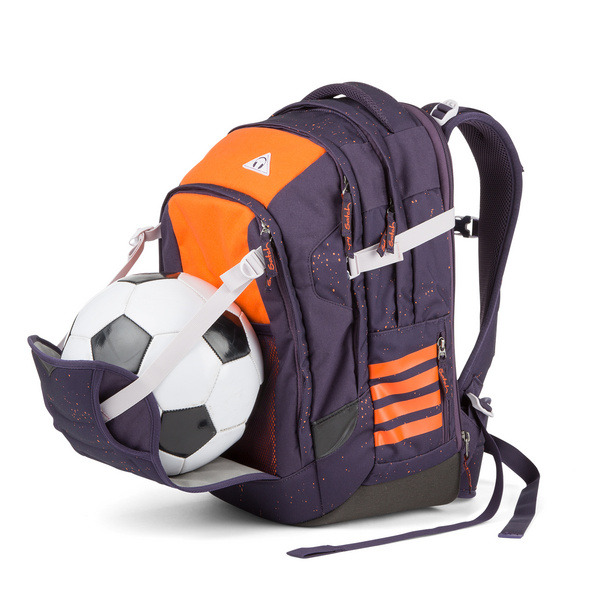 Satch Schulrucksack Match 30l Optimus Orange