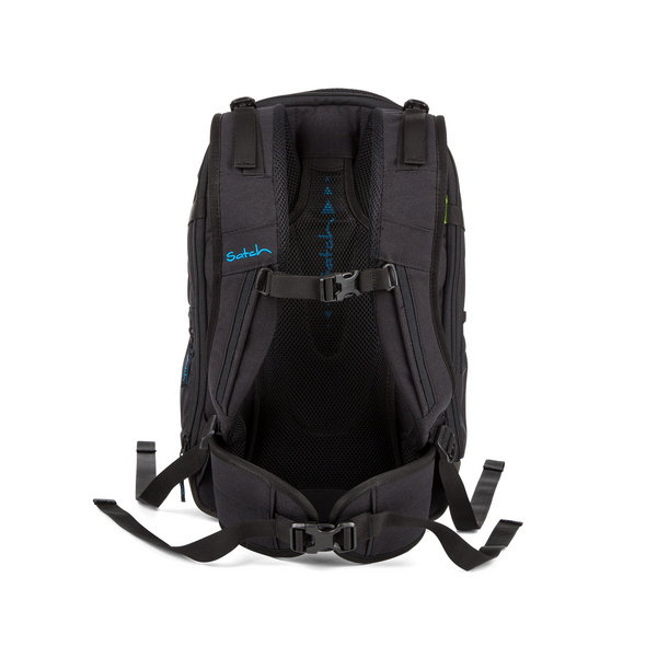 Satch Schulrucksack Match 30l Black Bounce