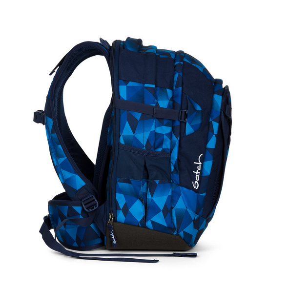Satch Schulrucksack Match 30l Blue Crush II