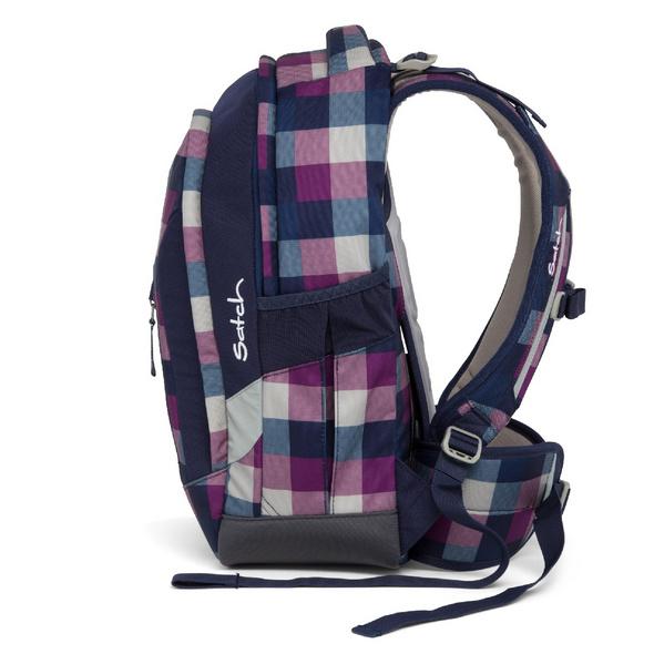 Satch Schulrucksack Sleek 24l Berry Carry