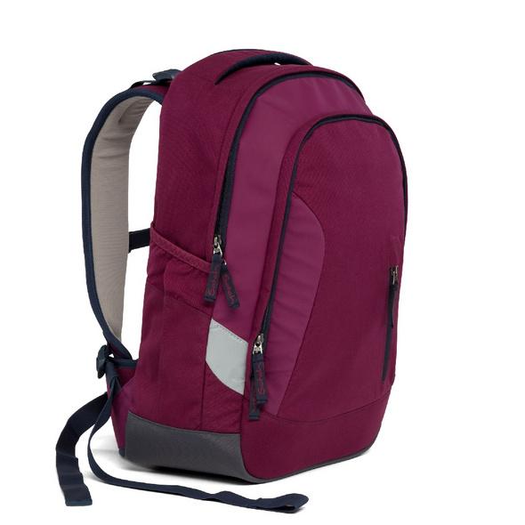 Satch Schulrucksack Sleek 24l Pure Purple