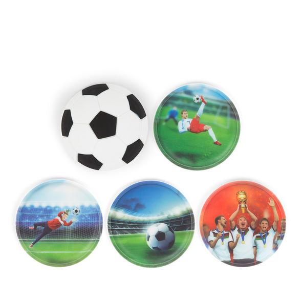 Ergobag Klettie-Set 5tlg. soccer