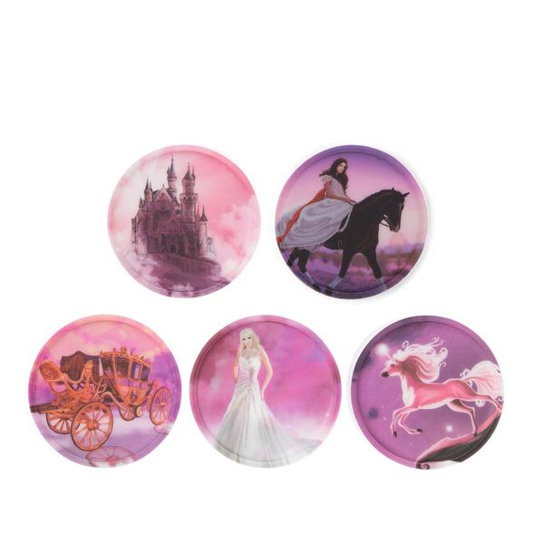 Ergobag Klettie-Set 5tlg. Prinzessin