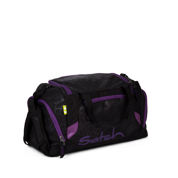 Satch Sporttasche 25l Purple Hibiscus