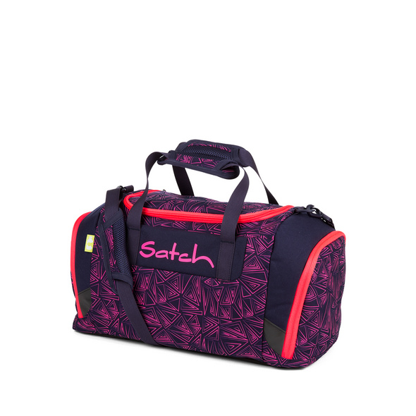 Satch Sporttasche 25l Pink Bermuda