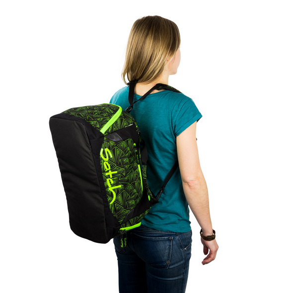 Satch Sporttasche 25l Green Phantom