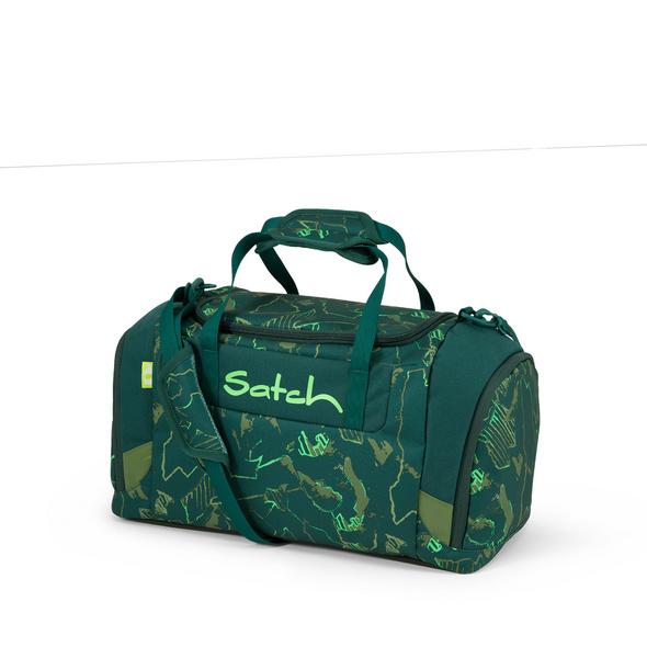 Satch Sporttasche 25l Green Compass