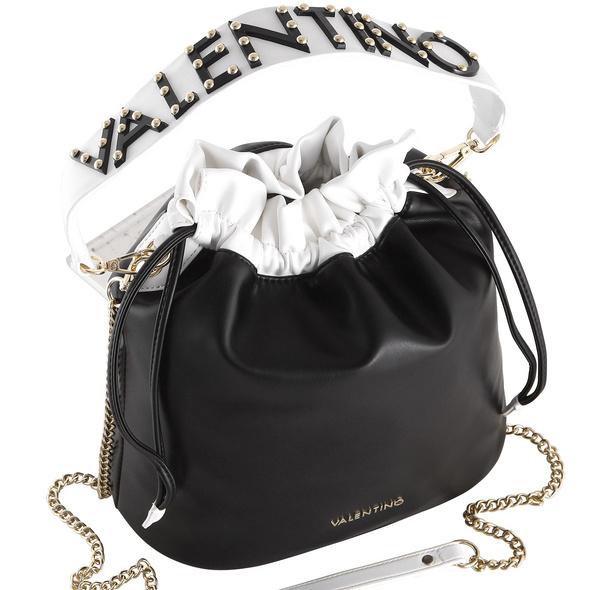 Valentino Bags Beuteltasche Pakita rosso/bianco