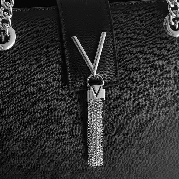 Valentino Shopper Divina VBS/1IJ05 nero