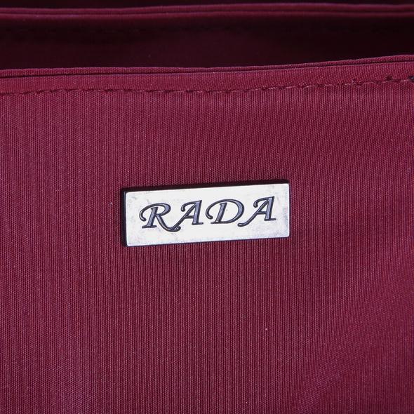 Rada Shopper Xela 2 burgundy