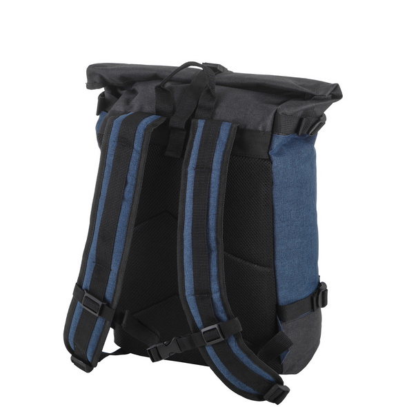 Rada Rucksack Creek Roll Top Backpack shadow blue
