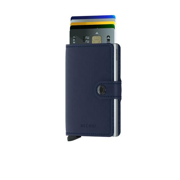Secrid Kreditkartenetui Miniwallet Original navy