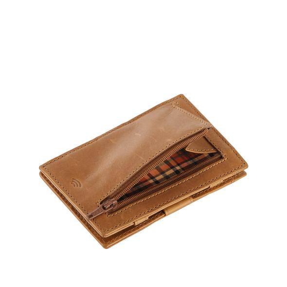 Sattlers & Co. Kreditkartenetui Kyndill The Jockey dark brown