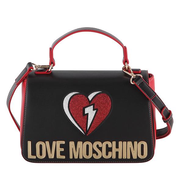 Love Moschino Kurzgriff Tasche JC4253 schwarz