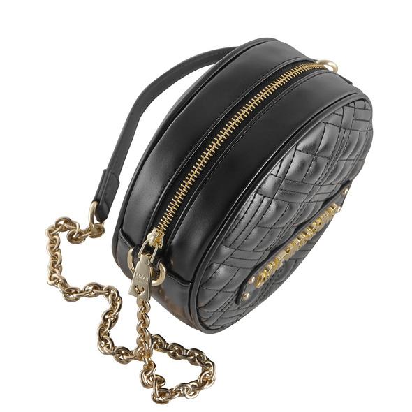 Love Moschino Abendtasche JC4003 schwarz