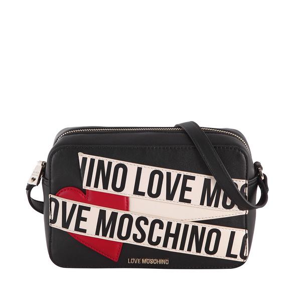 Love Moschino Umhängetasche JC4027 schwarz