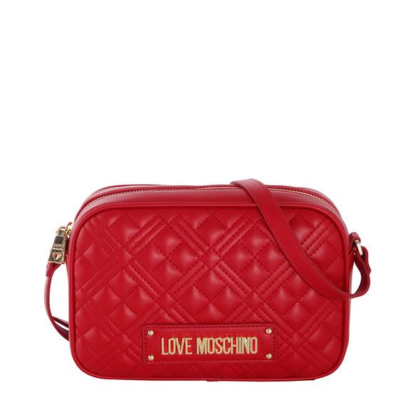 Love Moschino Umhängetasche JC4010 mittelrot