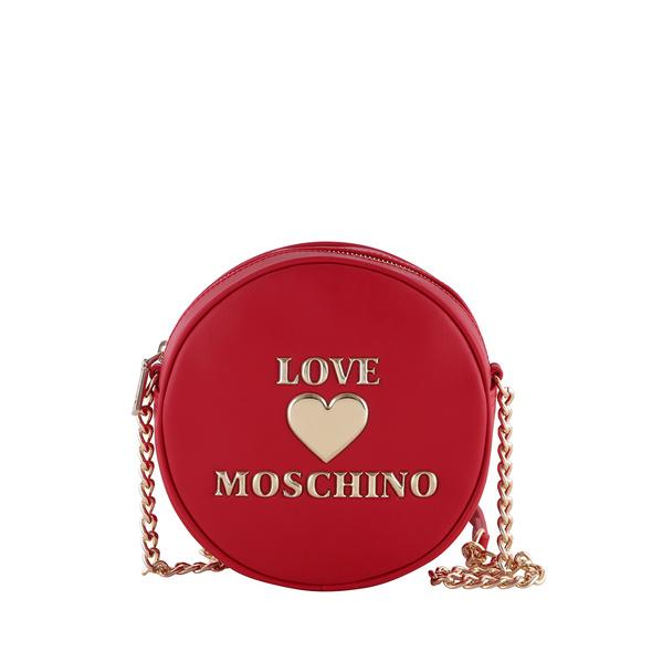 Love Moschino Umhängetasche JC4055 mittelrot