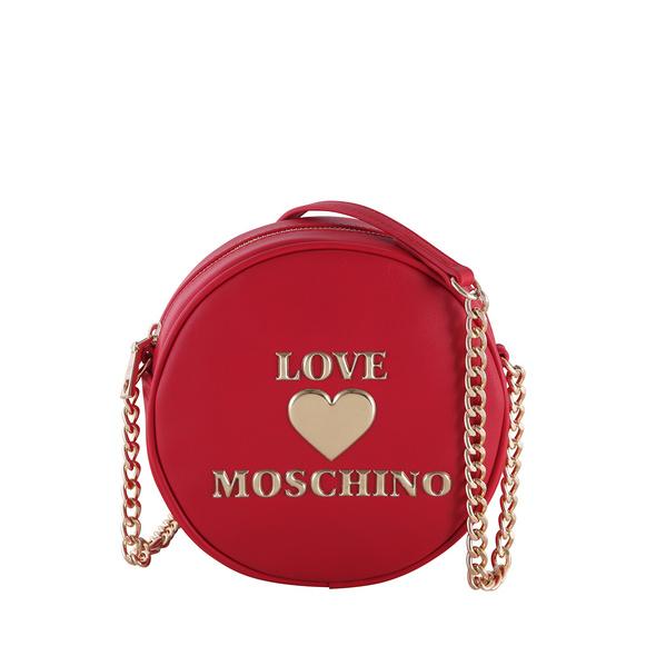 Love Moschino Abendtasche JC4036 mittelrot