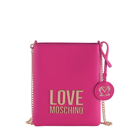 Love Moschino Umhängetasche JC4104 pink