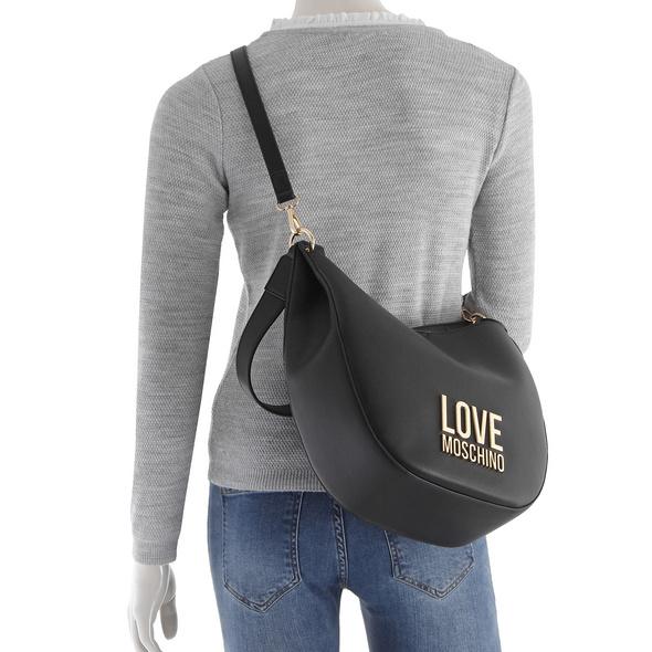 Love Moschino Beuteltasche JC4106 schwarz