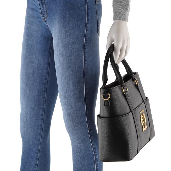 Love Moschino Kurzgriff Tasche JC4213 schwarz