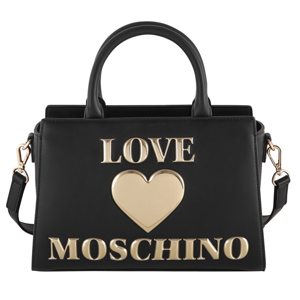 Love Moschino Kurzgriff Tasche JC4034 schwarz