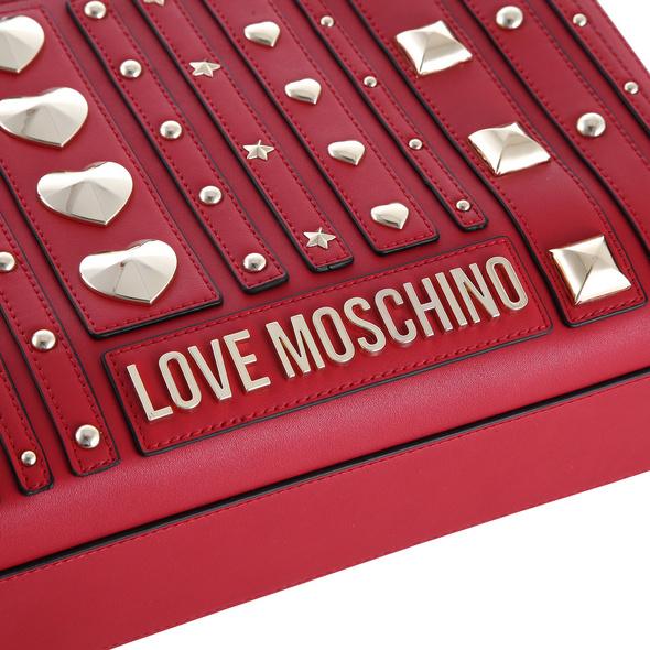 Love Moschino Kurzgrifftasche JC4238 rot