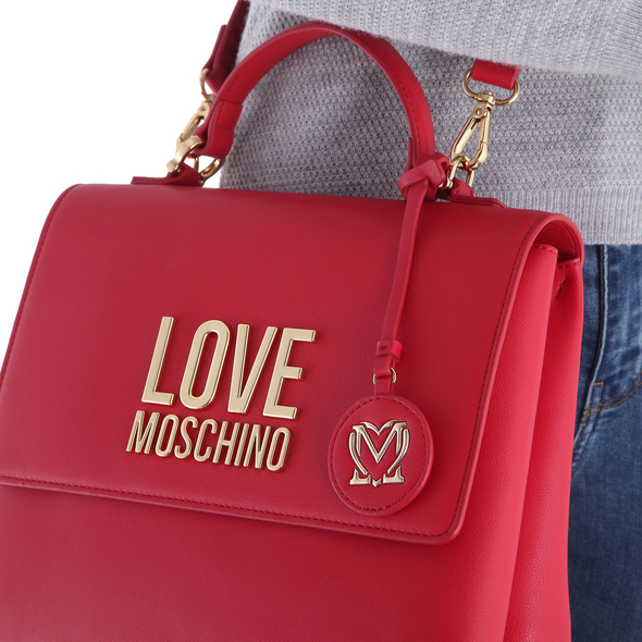 Love Moschino Kurzgriff Tasche JC4102 schwarz