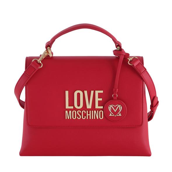Love Moschino Kurzgriff Tasche JC4102 rot