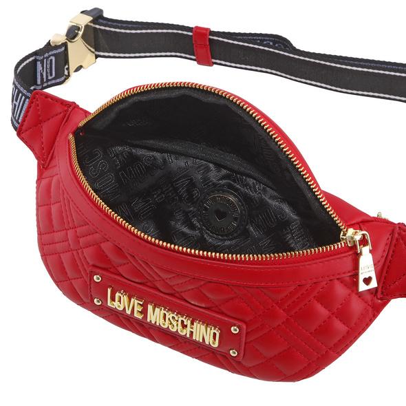 Love Moschino Bauchtasche JC4003 schwarz