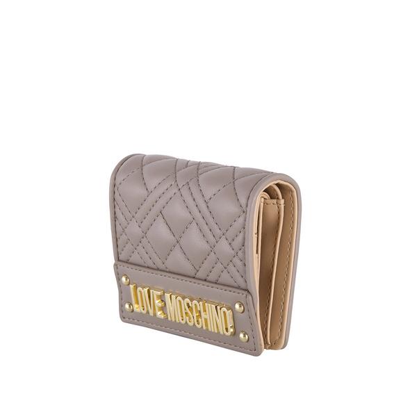 Love Moschino Kleinbörse Damen JC5601 schwarz