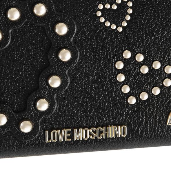 Love Moschino Portmonee Damen JC5607 schwarz