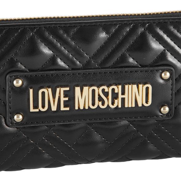 Love Moschino Langbörse Damen JC5600 mittelrot