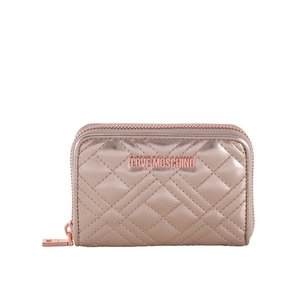 Love Moschino Münzbörse Damen rose gold