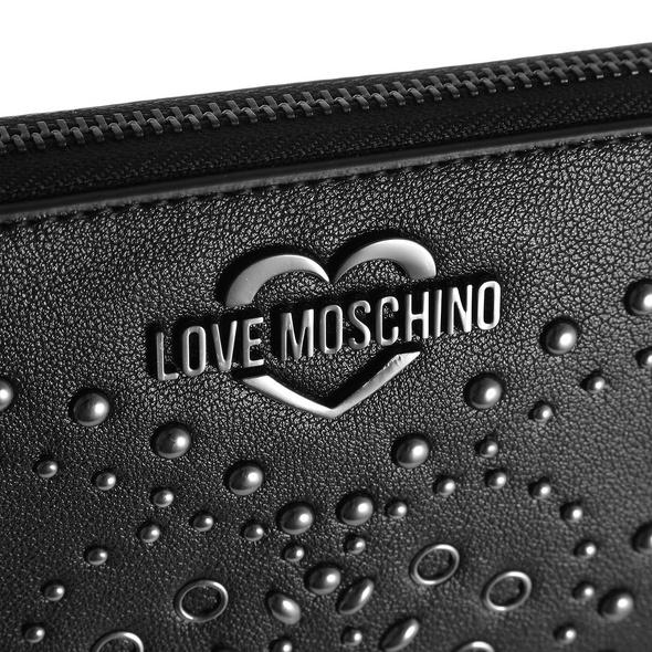 Love Moschino Portmonee Damen JC5605 schwarz