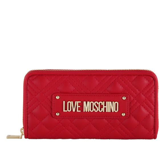 Love Moschino Querbörse Damen JC5600 mittelrot