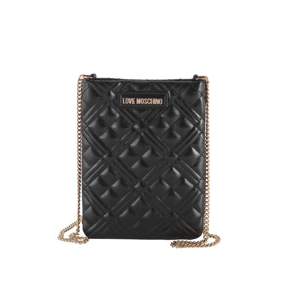 Love Moschino Abendtasche JC4060 schwarz