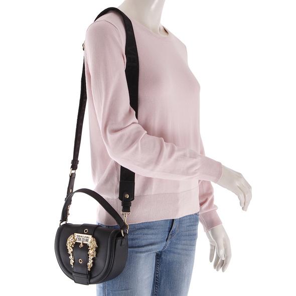 Versace Jeans Couture Abendtasche Linea F Dis. 2 schwarz