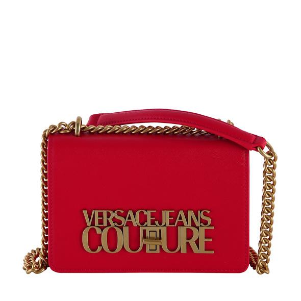Versace Jeans Couture Umhängetasche Range L Logo Lock Sketch rosso