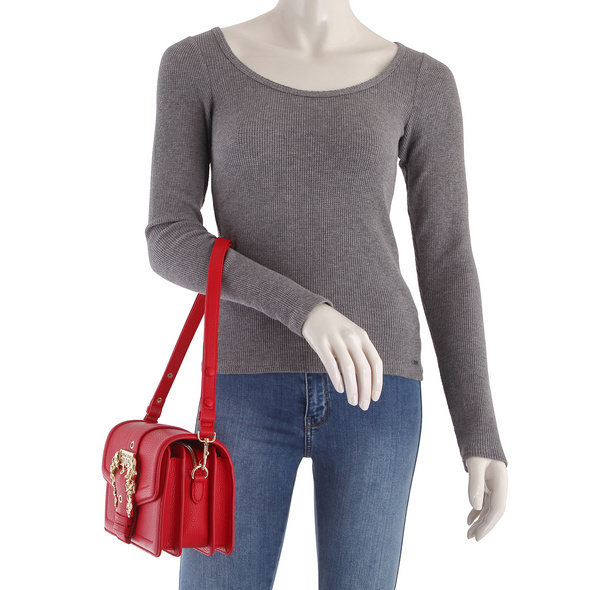 Versace Jeans Couture Abendtasche Linea F DIS 1 red