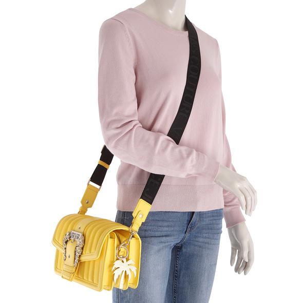 Versace Jeans Couture Umhängetasche Linea Couture 1 DIS 3 gelb