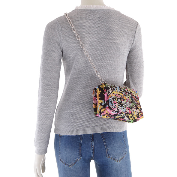Versace Jeans Couture Umhängetasche Linea X DIS 1 allover eyelets