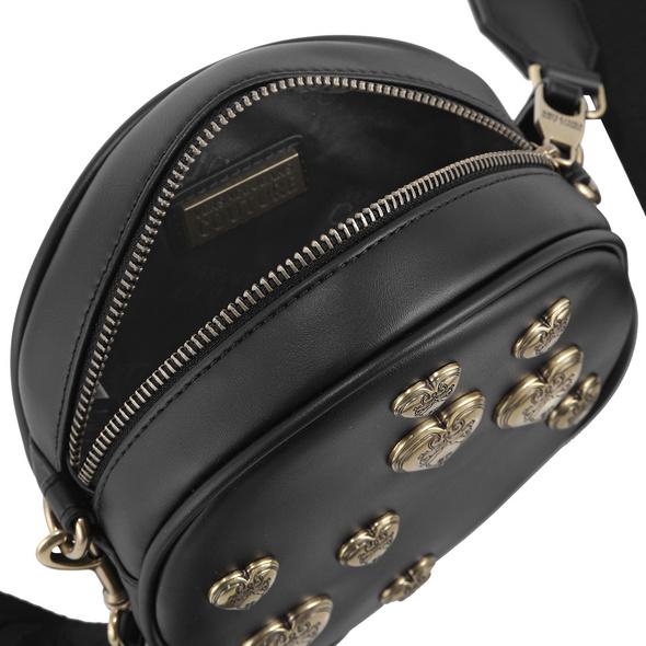 Versace Jeans Couture Umhängetasche Linea O Dis. 4 schwarz
