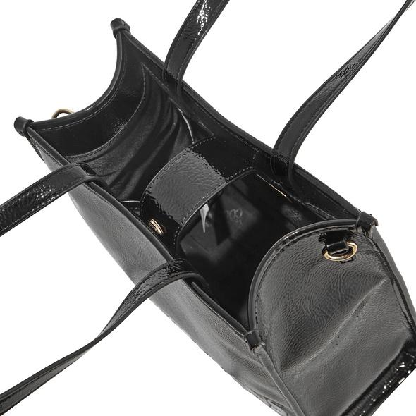 Versace Jeans Couture Kurzgriff Tasche Linea P DIS 3 macrologo