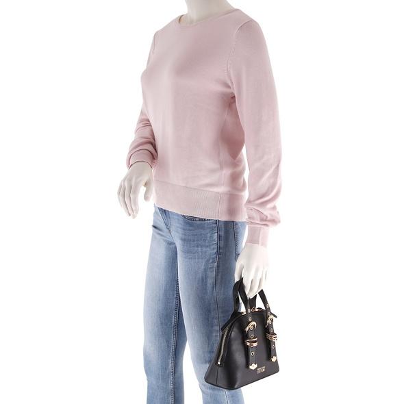 Versace Jeans Couture Kurzgriff Tasche Linea N DIS 4 schwarz